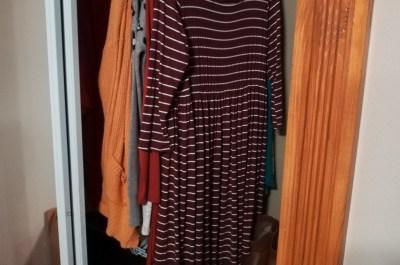 A peak into my Autumn capsule wardrobe.