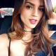 Así modeló Eiza González la tanga que le regalaron sus amigas