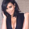 OMG! Kim Kardashian cambió de look… ¡Ahora es rubia!