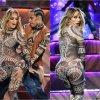 Jennifer Lopez bailó impresionante coreografía de Anaconda y muchos más éxitos en los AMAs