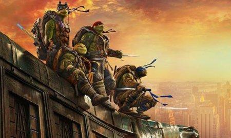 ortugas Ninja 2: Fuera de las Sombras