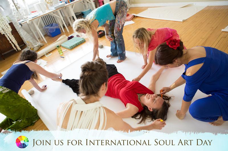 Join us for International Soul Art Day