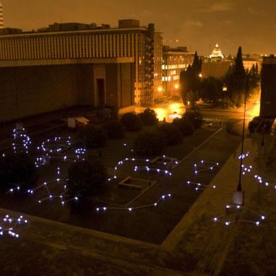 installazione Planetario Roma