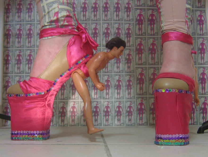 Barbie /Métamorphose