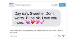 Last message 5