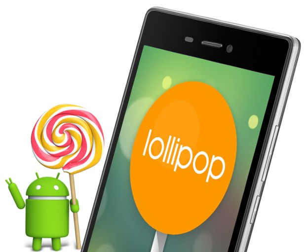 Flair Z1 comes equipped with Android Lollipop v5.0