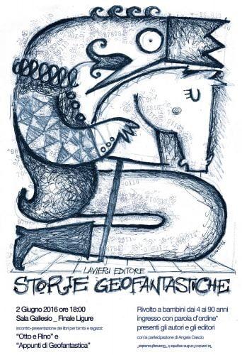 Storie Geofantastiche a Finale Ligure