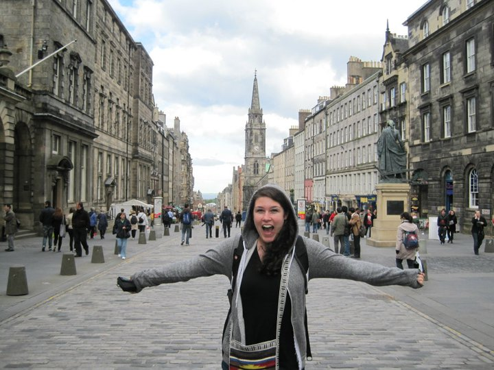 LA VIE SANS PEUR Life Without Fear travel and lifestyle blog | Royal Mile backpacking trip in Edinburgh Scotland