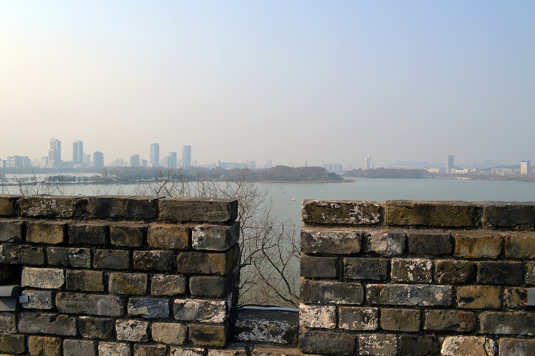 Xuanwu Lake Nanjing China | Lotus Square Ancient City Wall Feeding Carp Ecological Lovers Garden Park Purple Mountain explore what to do see tour tourist attraction