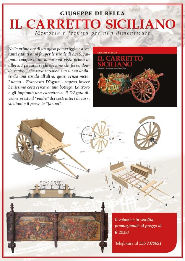 Il carretto siciliano, memoria tecnica