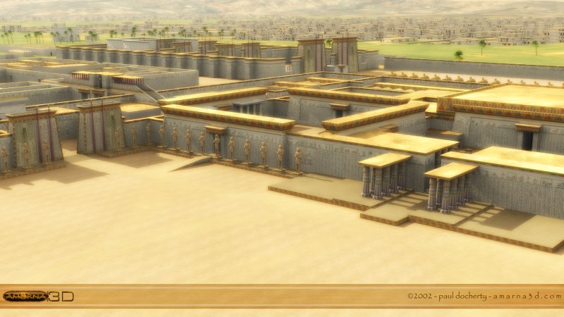 From website www.amarna3d.com