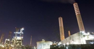 Gela-raffinerie