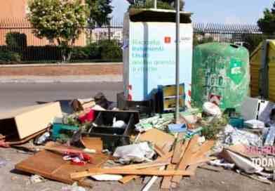 Persa l'Olimpiade dei rifiuti in Sicilia