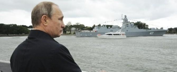 Replay? Ora l'armata navale russa preoccupa USA e alleati