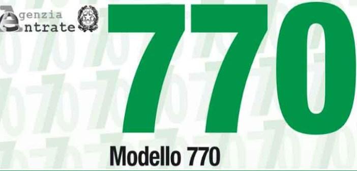 770/2016, scadenza ufficiale fissata al 15 settembre 2016