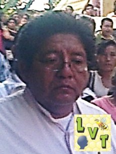 Evaristo Alonso Casas Párroco de Chiconamel