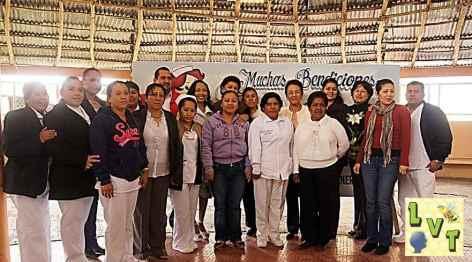 Enfermeras de Platon Sanchez.