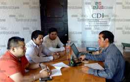 La UCIN gestiona proyectos productivos ante la CDI