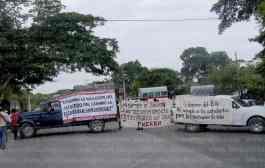 Anuncian bloqueos carreteros para mañana Martes en Tantoyuca y Chicontepec
