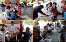 H. Ayuntamiento intensifica acciones de atención en localidades de Chalma