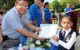 Sector educativo reconoce el impulso que reciben del alcalde Tantoyuquense