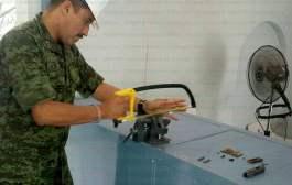 SEDENA iniciará campaña de canje de armas de fuego en Tantoyuca