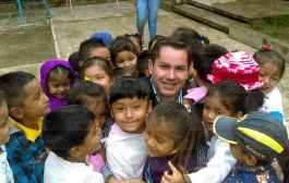 Reitera alcalde, total apoyo al sector educativo en Chalma