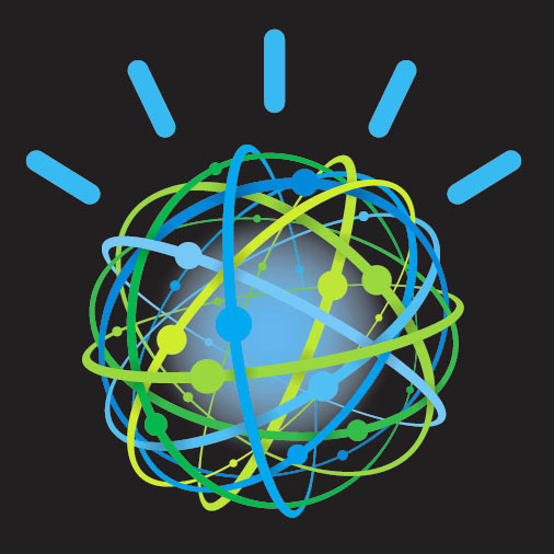 IBM's Watson computing system is made up of electronically generated graphic compositions in which computer algorithms define the shape, texture and motion.The visual identity provides a peak at what a computer goes through as it responds to a Jeopardy! clue. Watson's on-stage persona shares the graphic structure and tonality of the IBM Smarter Planet logo, a symbol of the company's effort to make the world work better.