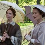 Cynthia Nixon and Jennifer Ehle in A Quiet Passion (Terence Davies, 2017)