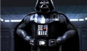 A picture of Darth Vader. Hey, I just met you, and this is crazy, but I'm your father, so join me maybe.