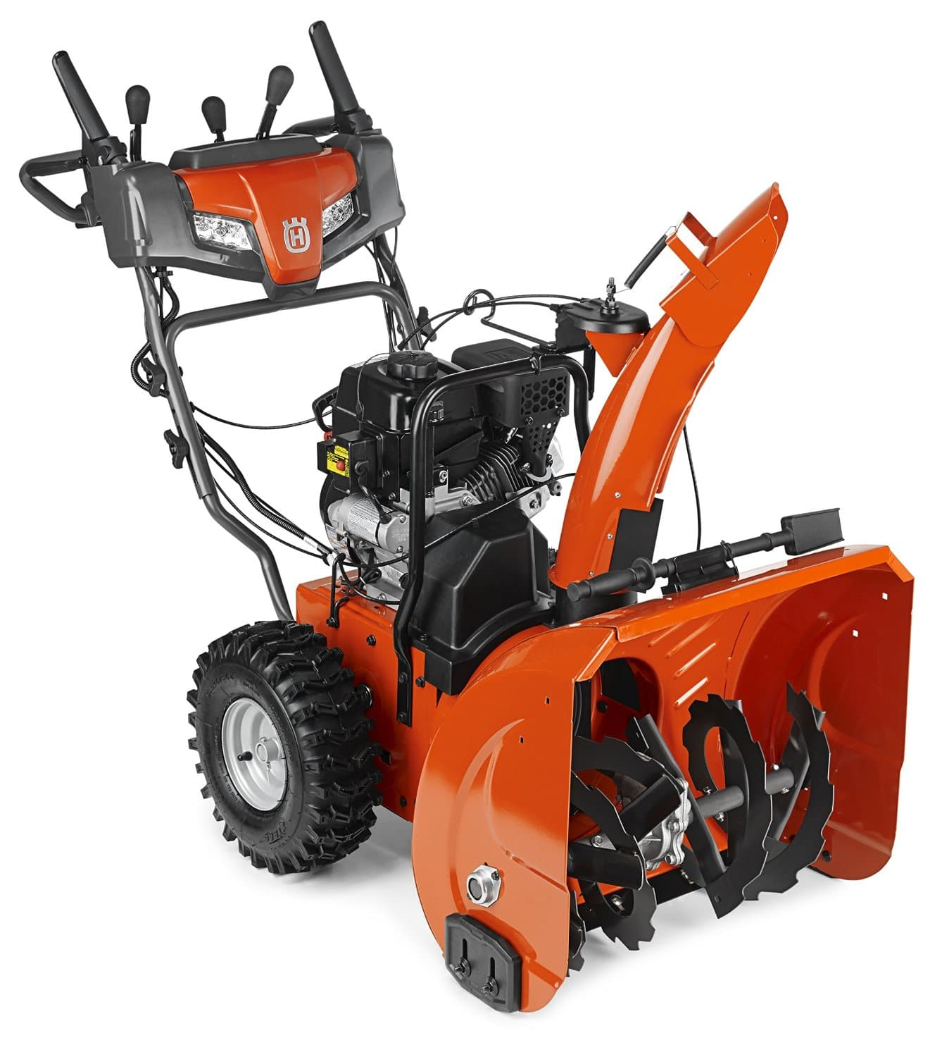 Compare Electric Snow Blowers : New best stage snow blower reviews top picks for