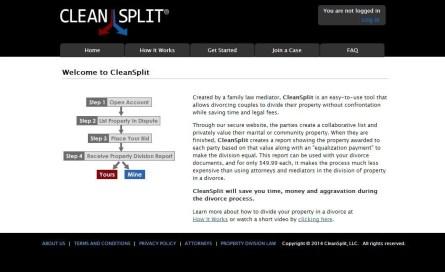 CleanSplit Home