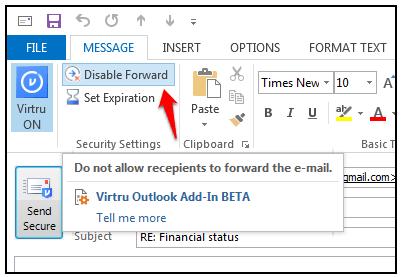 virtru-disable-forwarding