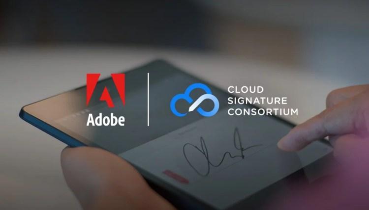 Adobe Cloud Signature Consortium