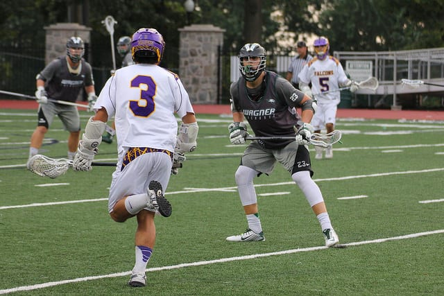 3-on-2 with Two Ground Balls