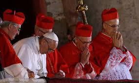 New pope