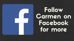 follow-carmen-on-facebook-for-more