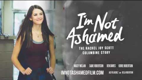 I Am Not Ashamed, Masey McLain