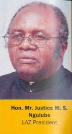 Justice M.S. Ngulube