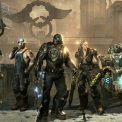This is what you get in your first Gears of War 3 DLC