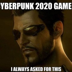 Character customization in Cyberpunk is tied to the plot