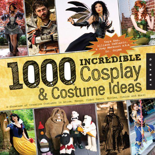 1 000 Incredible Costume and Cosplay Ideas