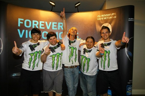 Another Energy eSports Call of Duty team