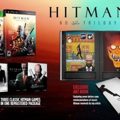 Don't like the new Hitman Absolution? Then go HD with the classics