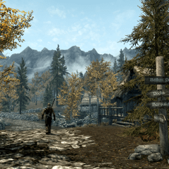 This guy created 25 hours of new Skyrim content as a job application