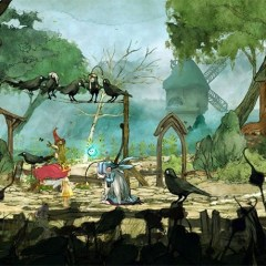 Ubisoft's making a JRPG…and it's beautiful