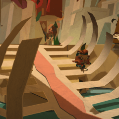 Hands on with Tearaway – bringing the Vita to life