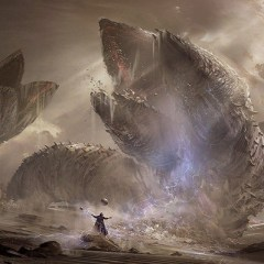 The concept art of this cancelled Dune game must flow