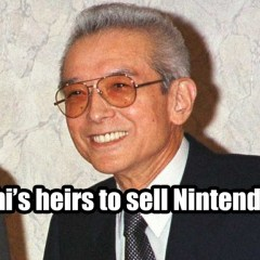 Yamauchi's heirs to sell Nintendo shares