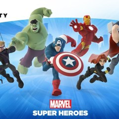 Bring the party in these new Disney Infinity Marvel Superheroes screens